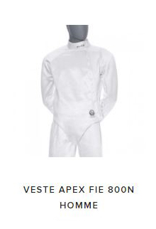 Mens Apex Jacket